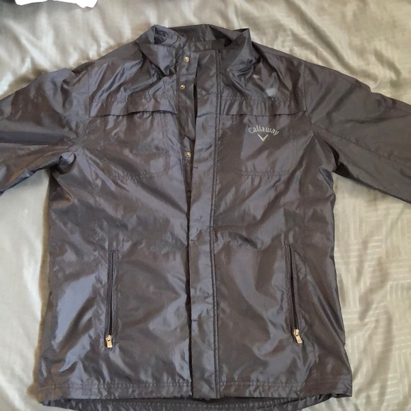 Callaway Jackets Coats Mens X Series Light Jacket Medium Poshmark